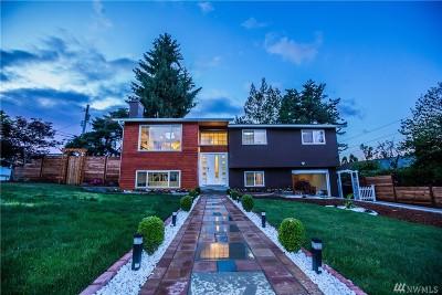 Redmond Single Family Home For Sale: 15518 NE 52nd St