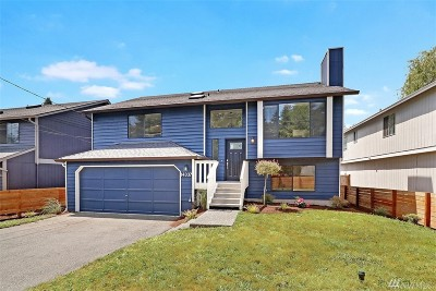 Seattle Single Family Home For Sale: 14337 20th Ave NE