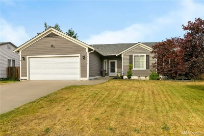 Pierce County Single Family Home For Sale: 21419 43rd Ave Ct
