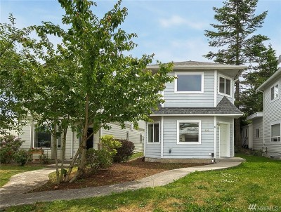 La Conner, Anacortes Single Family Home For Sale: 809 22nd St