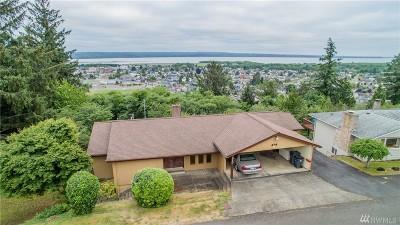 Grays Harbor County Single Family Home For Sale: 510 Washington Ct