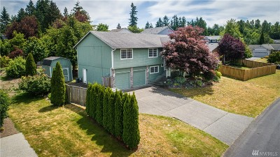 Sumner Single Family Home For Sale: 12515 204th Av Ct E