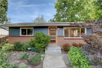 Seattle Single Family Home For Sale: 5434 25th Ave SW