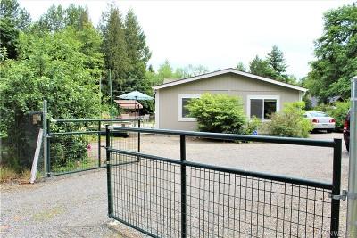 Tacoma WA Single Family Home For Sale: $284,500