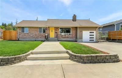 Tacoma WA Single Family Home For Sale: $299,888