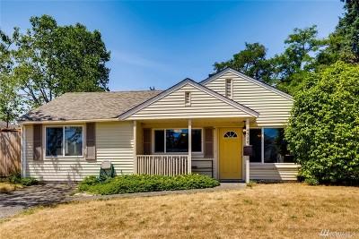 Tacoma Single Family Home For Sale: 4528 S Junett St