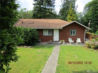 Snohomish Single Family Home For Sale: 10328 Elliott Rd