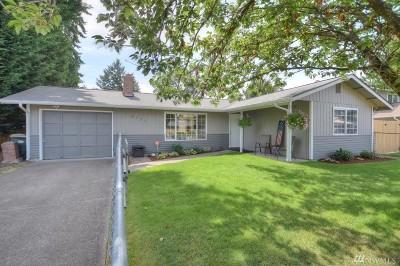 Olympia WA Single Family Home For Sale: $279,500