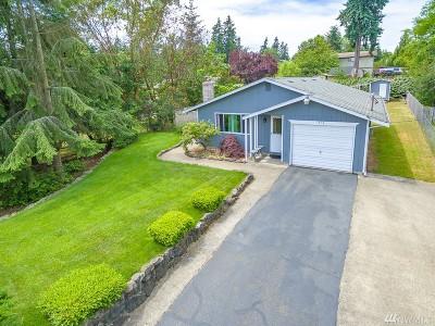 Port Orchard Single Family Home Pending Inspection: 812 California Ave SE