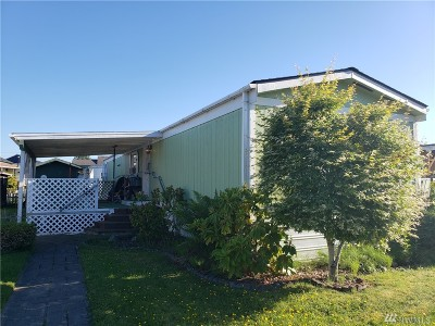 Single Family Home For Sale: 15302 49th Av Ct E #16