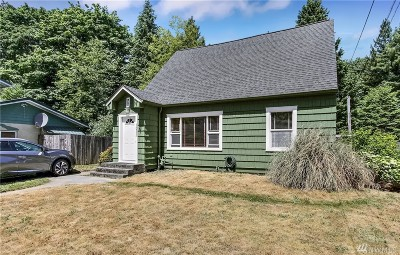 Olympia Single Family Home For Sale: 1022 Brawne Ave NW