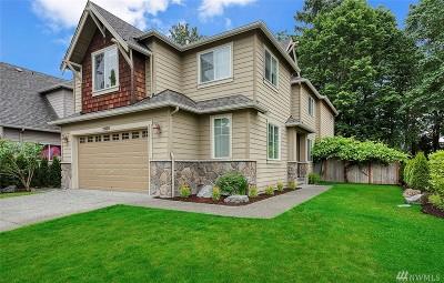 Redmond Single Family Home For Sale: 11826 179th Place NE