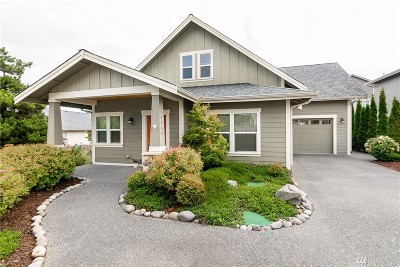 Yelm Single Family Home For Sale: 14908 91st Ave SE