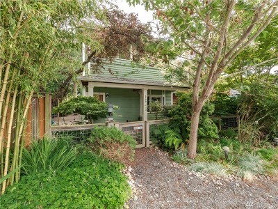 Seattle Single Family Home For Sale: 2609 NW 86th St