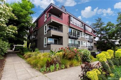 Seattle Condo/Townhouse For Sale: 1601 E Columbia St #202