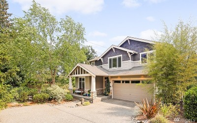 Issaquah Single Family Home For Sale: 930 Big Tree Dr NW