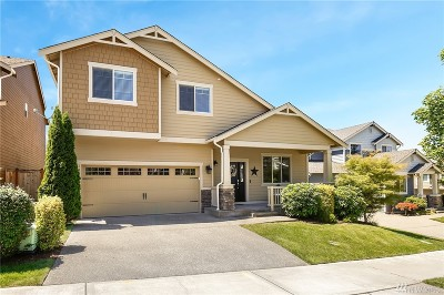 Pierce County Single Family Home For Sale: 1308 37th St Pl SE