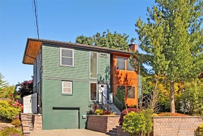 Seattle Single Family Home For Sale: 4024 54th Ave SW
