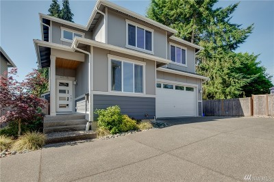 Tacoma Single Family Home For Sale: 4538 S 8th St