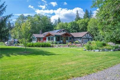 Granite Falls Single Family Home For Sale: 11520 297th Dr NE