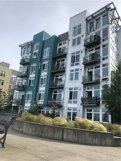 Pierce County Condo/Townhouse For Sale: 1705 Dock St #551
