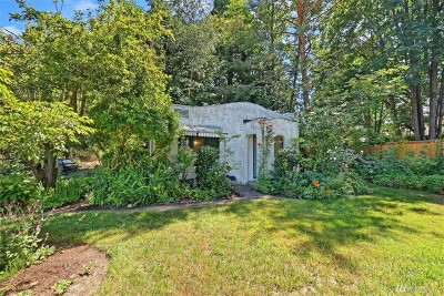 Seattle Single Family Home For Sale: 10920 26th Ave SW