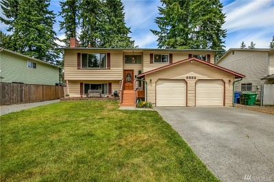 Marysville Single Family Home For Sale: 5321 128th Place NE