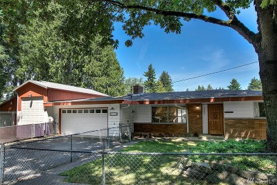 Kent Single Family Home For Sale: 10136 SE 207th St