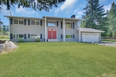 Pierce County Single Family Home For Sale: 15415 129th Av Ct E