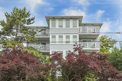 Seattle WA Condo/Townhouse For Sale: $420,000