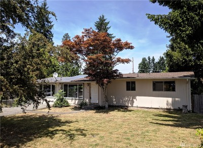 Lakewood Single Family Home For Sale: 9019 121st St SW
