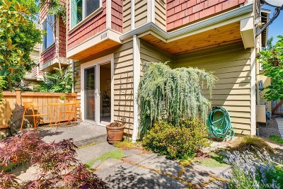 Seattle Single Family Home For Sale: 510 N 46th St #B