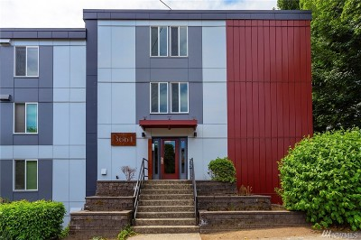 Seattle Condo/Townhouse For Sale: 3661 Phinney Ave N #404