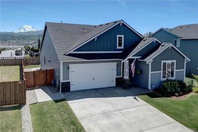 Orting Single Family Home For Sale: 324 Rushton Ave SW