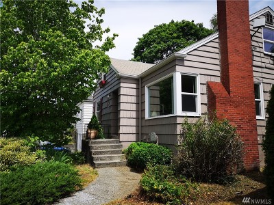 Seattle Single Family Home For Sale: 5816 40th Ave NE