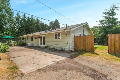 Single Family Home For Sale: 5527 116th Ave NE