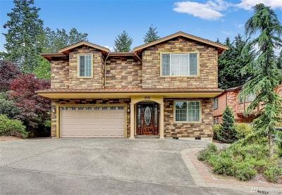 Kirkland Single Family Home For Sale: 9233 124th Ave NE