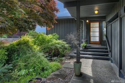 Seattle Single Family Home For Sale: 1004 NW 127th St