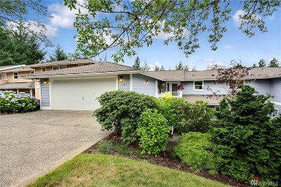Issaquah Condo/Townhouse For Sale: 4449 Providence Point Place SE #3005