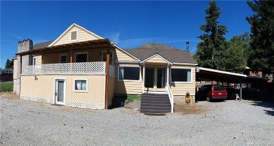 Chelan Falls Single Family Home For Sale: 565 4th St