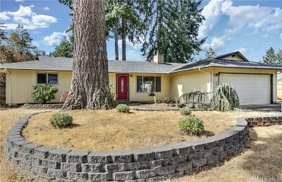 Olympia Single Family Home For Sale: 6813 5th Wy SE
