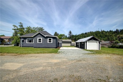 Skagit County Single Family Home For Sale: 300 N Spruce St