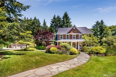 Bainbridge Island Single Family Home For Sale: 14522 Chesapeake Place NE
