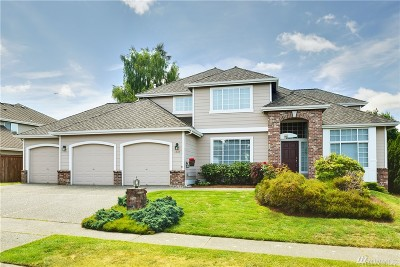 Lynnwood Single Family Home For Sale: 1218 181st Place SW