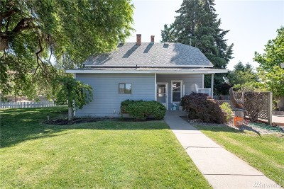 Chelan County Single Family Home For Sale: 281 Easy St