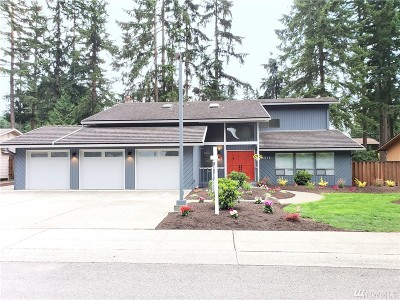 Renton Single Family Home For Sale: 15019 SE 138th Pl