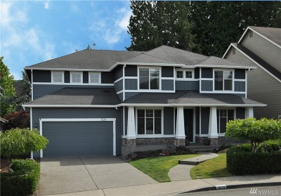 Bothell Single Family Home For Sale: 3520 158th Place SE