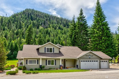Leavenworth Single Family Home For Sale: 20636 Miracle Mile