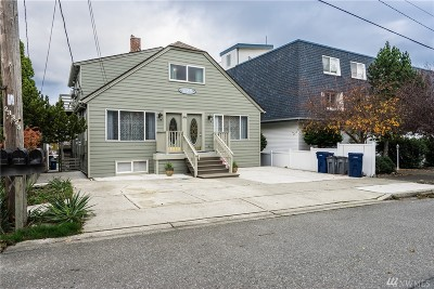 Anacortes Multi Family Home For Sale: 916 34th St