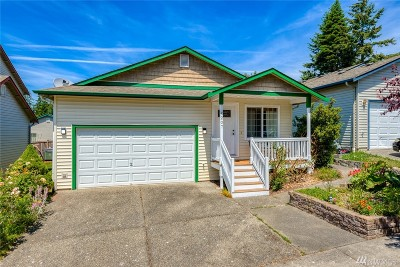 Lynnwood Single Family Home For Sale: 4207 147th St SW